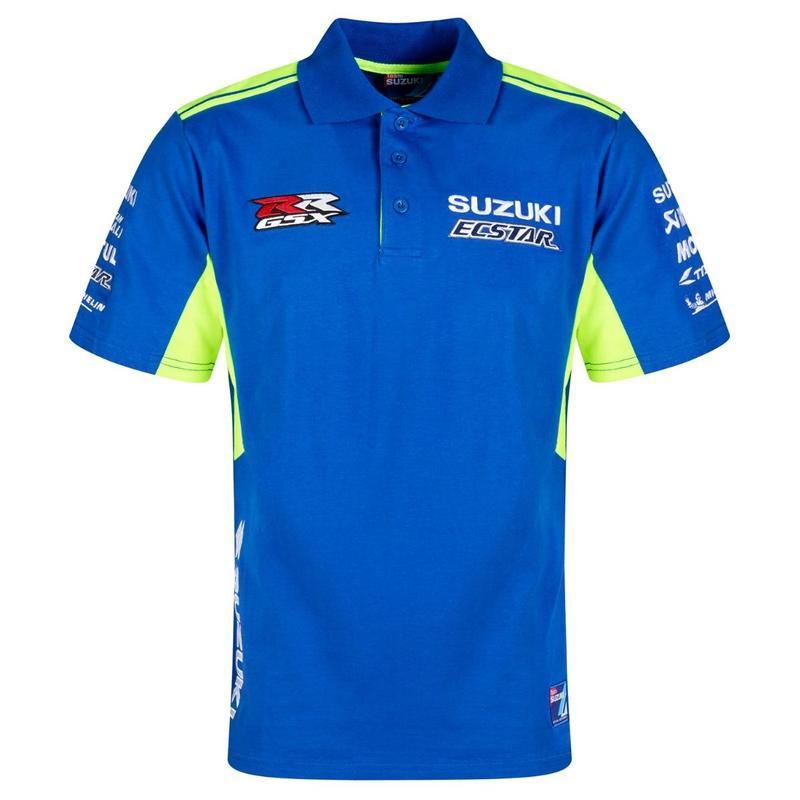 2019 MotoGP Suzuki Ecstar Shirt