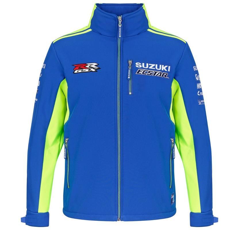 MOTO GP TEAM SOFTSHELL SPORT Jacket