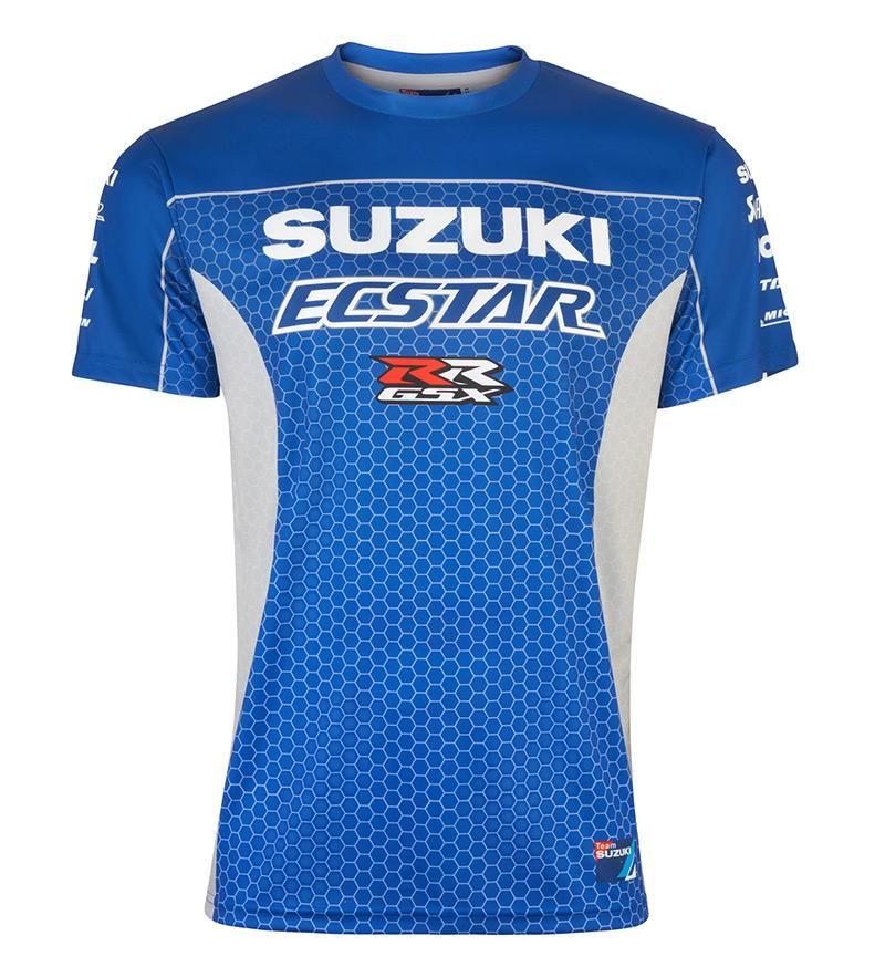 2020 MotoGP Suzuki EcstarTeam Sublimated T-Shirt