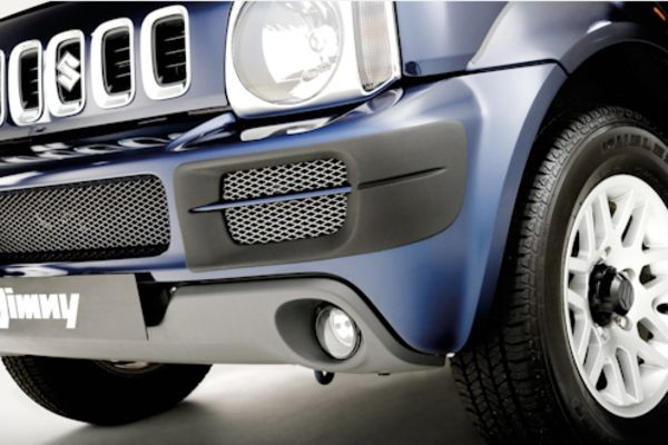 Bumper Protection Set - Suzuki Jimny