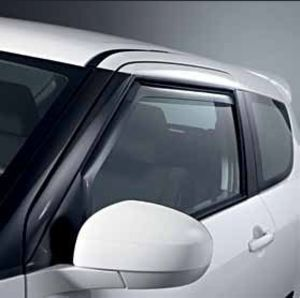 Wind Deflectors - New Suzuki Swift