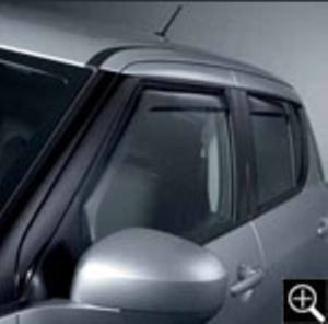 Wind Deflectors - Suzuki Swift 2010-05/17