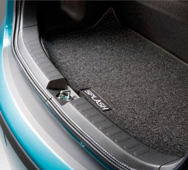Luggage Area Carpet Mat - Suzuki Splash