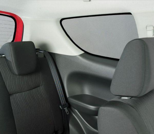 Tailored Sunshade Set - Suzuki Splash