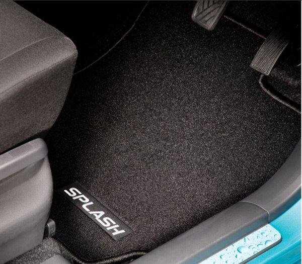 Carpet Mats - Deluxe - Suzuki Splash
