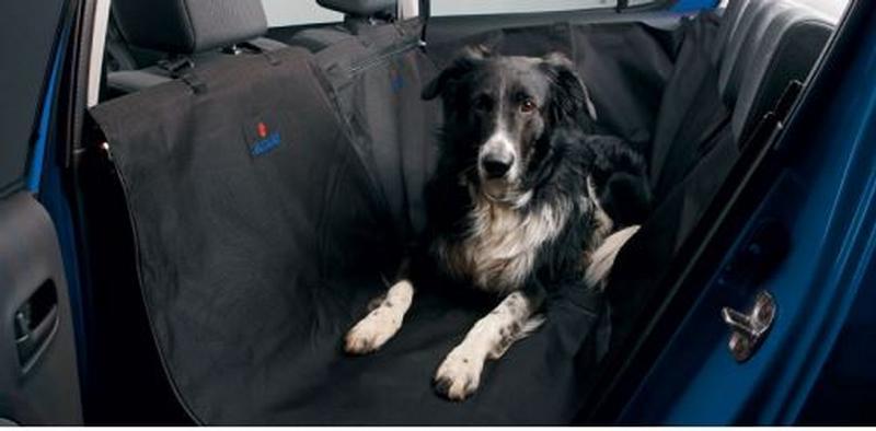 Rear Seat Protector - Suzuki
