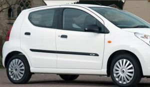 Wheel Trims - Special Edition - Suzuki Alto