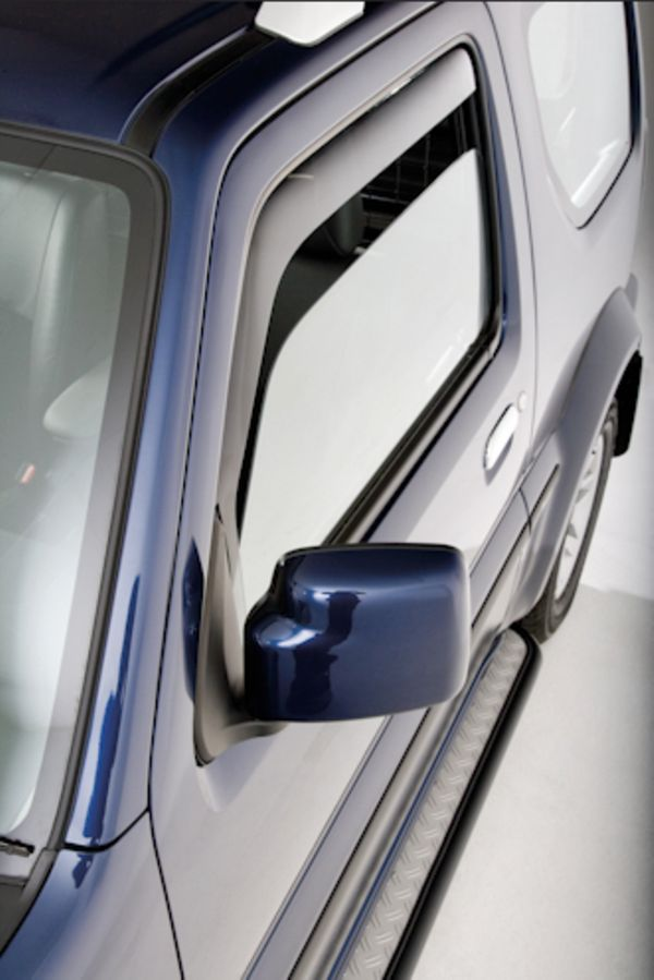 Wind Deflector Set - Suzuki Jimny