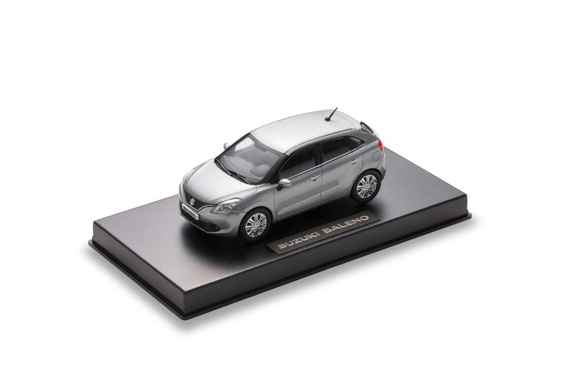 Baleno Die-Cast Miniature Car