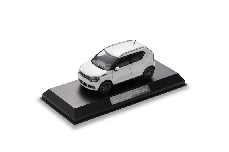 Ignis Die-Cast Miniature Car
