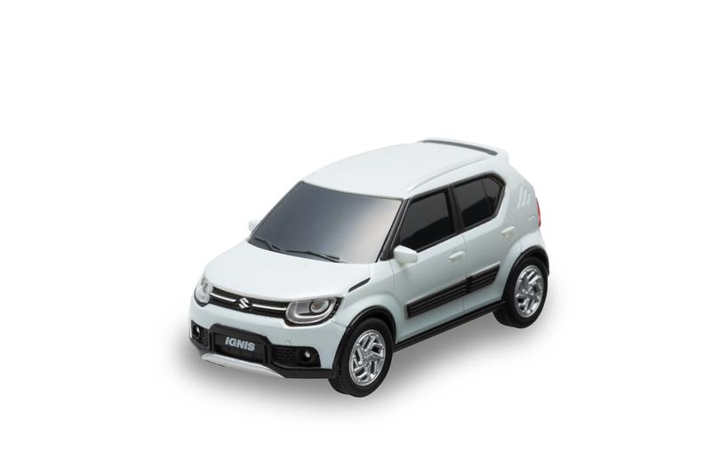Ignis Pull-Back Miniature Car