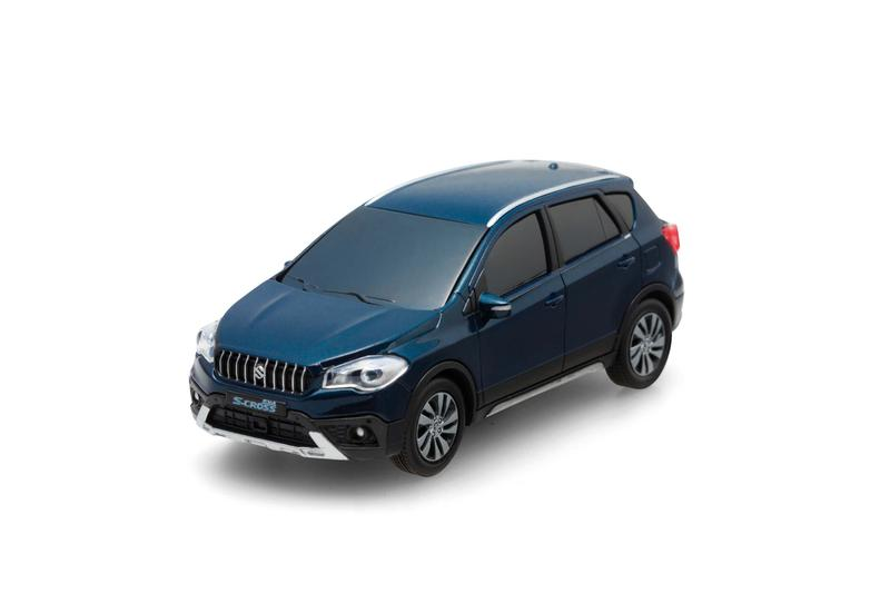 SX4 S-Cross Pull-Back Miniature Car