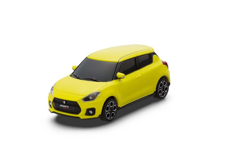 Swift Sport Pull-Back Miniature Car