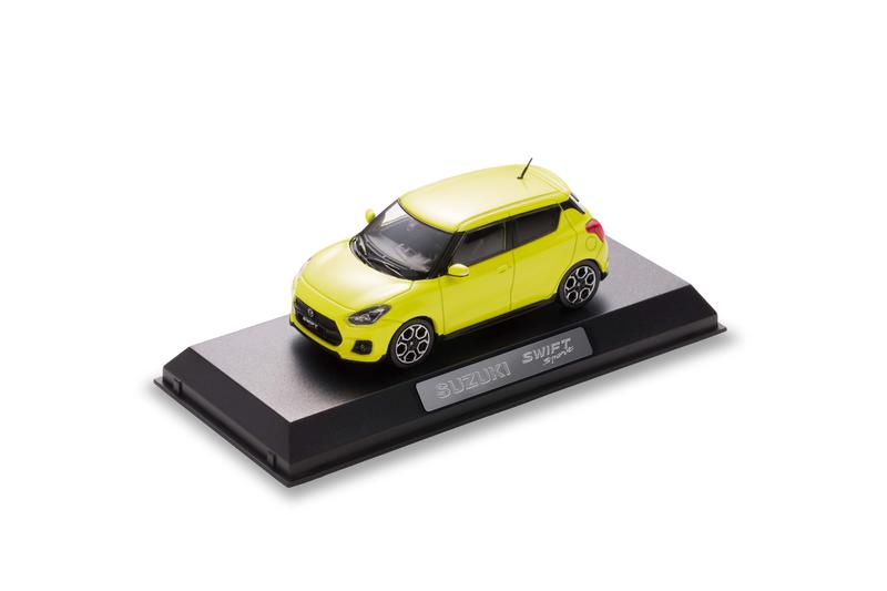 Swift Sport Die-Cast Miniature Car