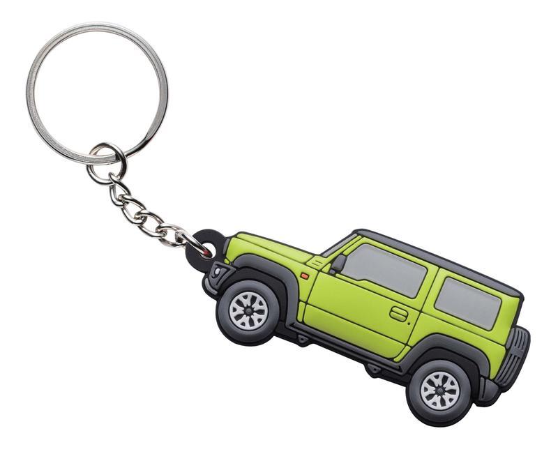 Jimny Rubber Key Ring