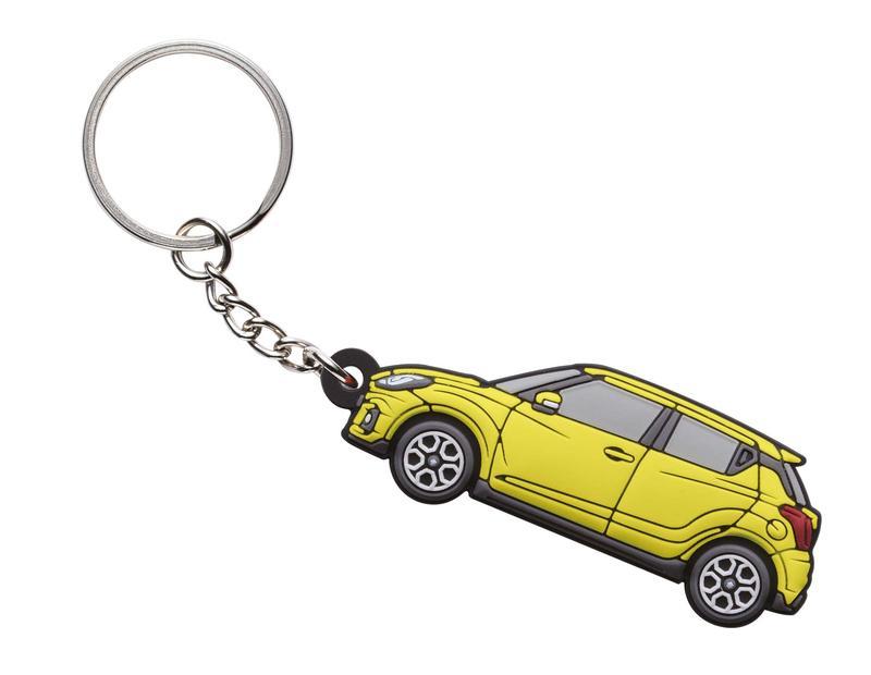 Swift Sport Car Keyring
