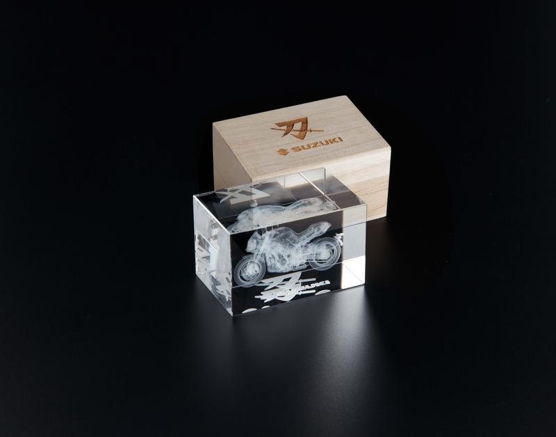 Katana Crystal Model