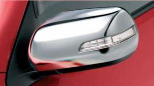 Mirror Cover Set - Chrome - Grand Vitara 2006>