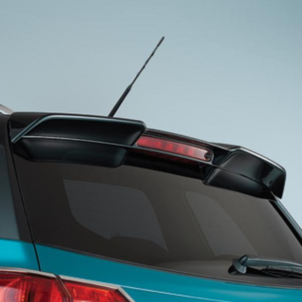 Rear Upper Spoiler - Painted - New Suzuki Vitara