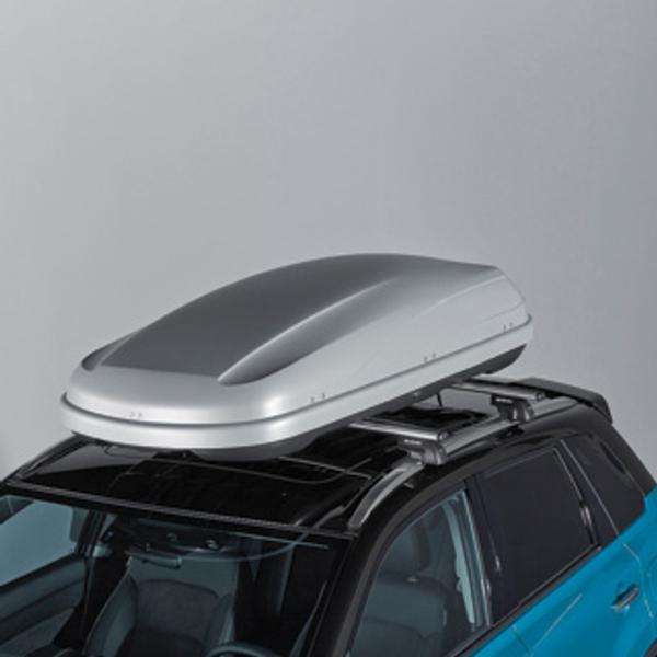 Lockable Roof Box - Suzuki Swift/New Vitara