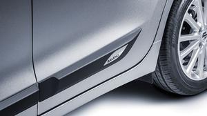 Side Protection Moulding Set - New Suzuki Baleno