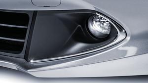 Chrome Fog Lamp Surround - New Suzuki Baleno