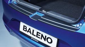 Bumper Protection Foil - New Suzuki Baleno