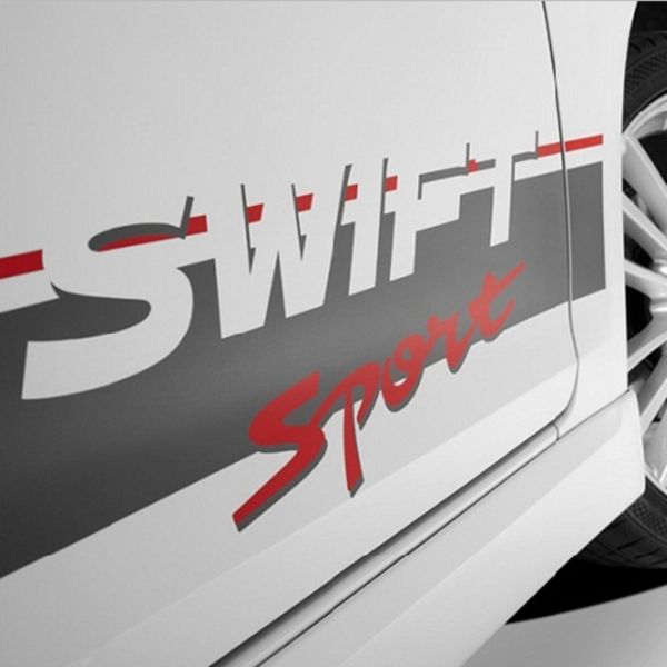 Sport Stripe Decal Set