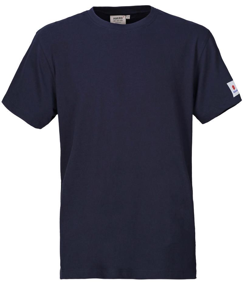 Workshop T-Shirt, Dark Blue