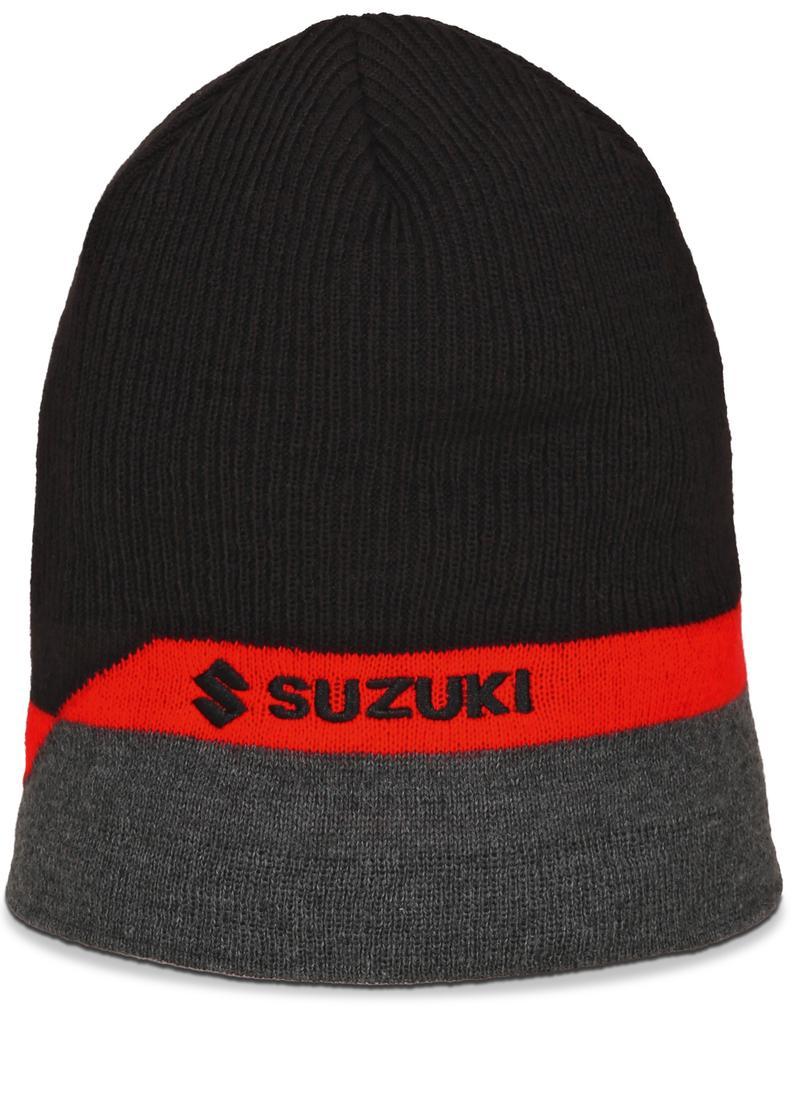 Team Black Suzuki Beanie