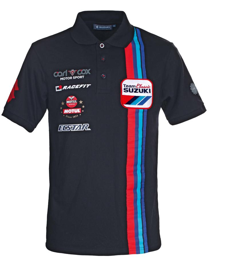 Team Classic Suzuki Polo Shirt