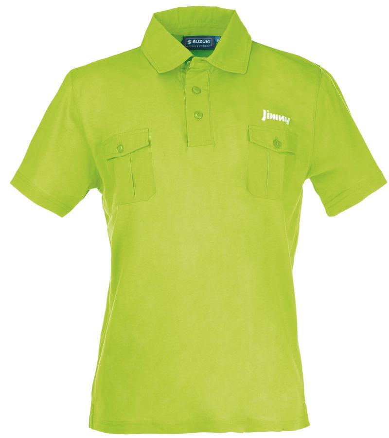 Jimny Yellow Polo Shirt