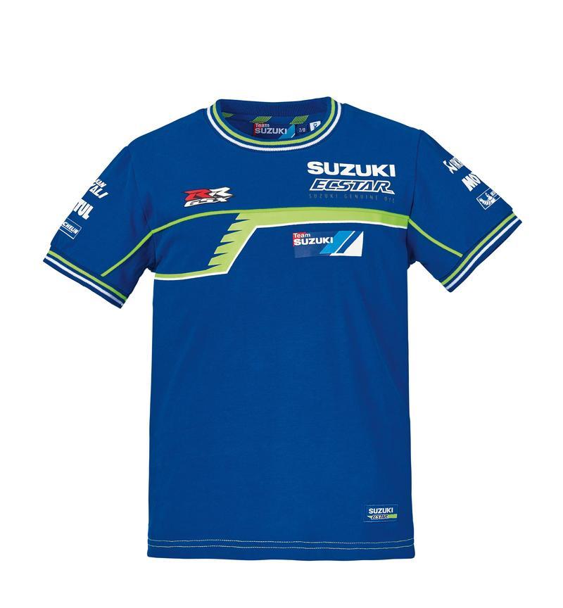 Adult T-Shirt - Suzuki Ecstar MotoGP 2016