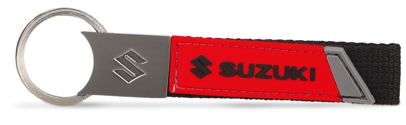Suzuki Metal Key Ring