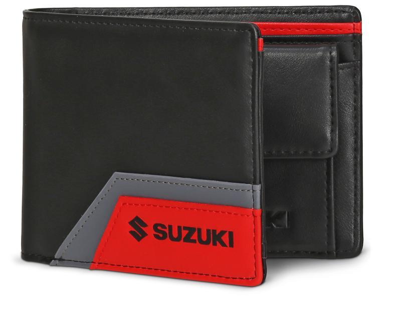 Leather Suzuki Wallet