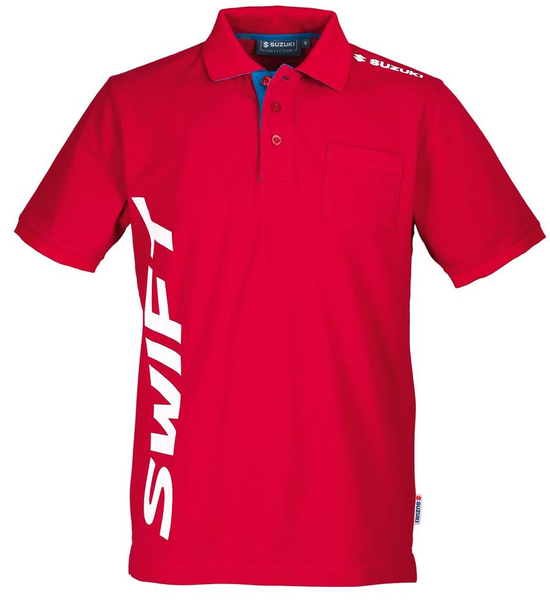 Suzuki SWIFT Polo Shirt 2018-19