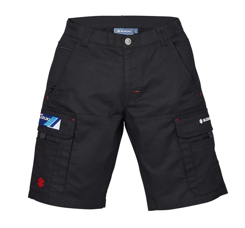 Team Black Shorts