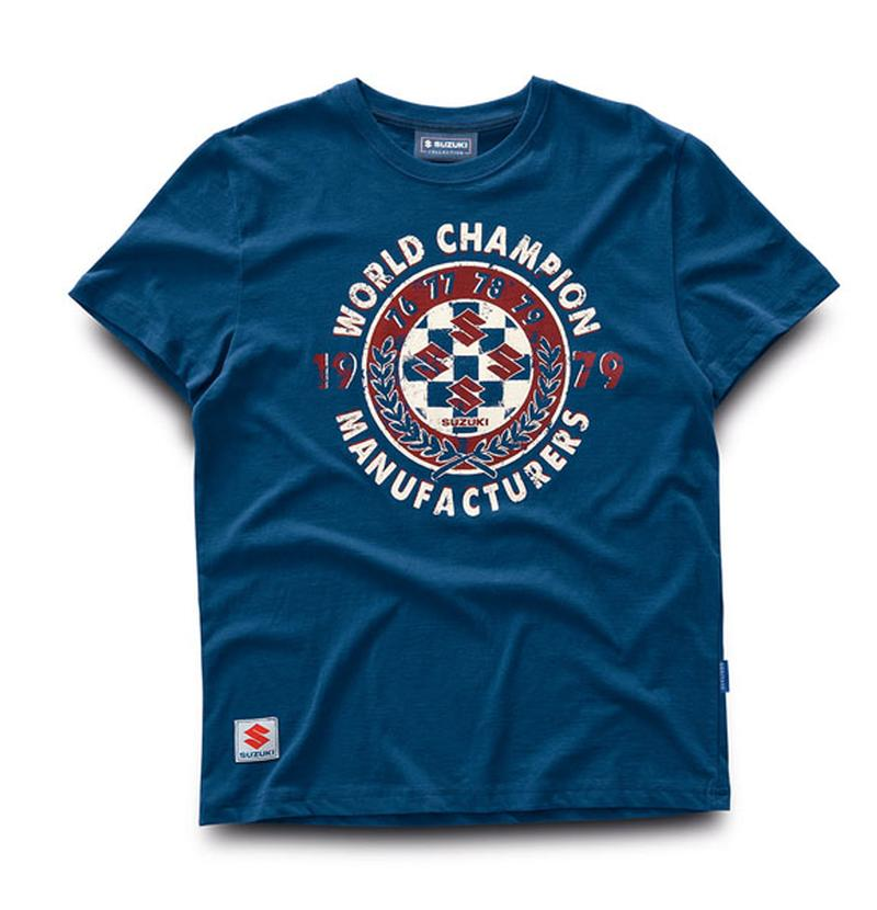 Suzuki World Champion T-Shirt