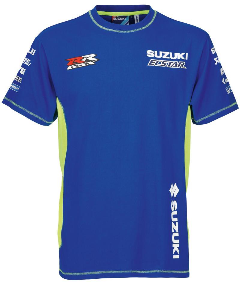 Adult T-Shirt - Suzuki Ecstar MotoGP 2018