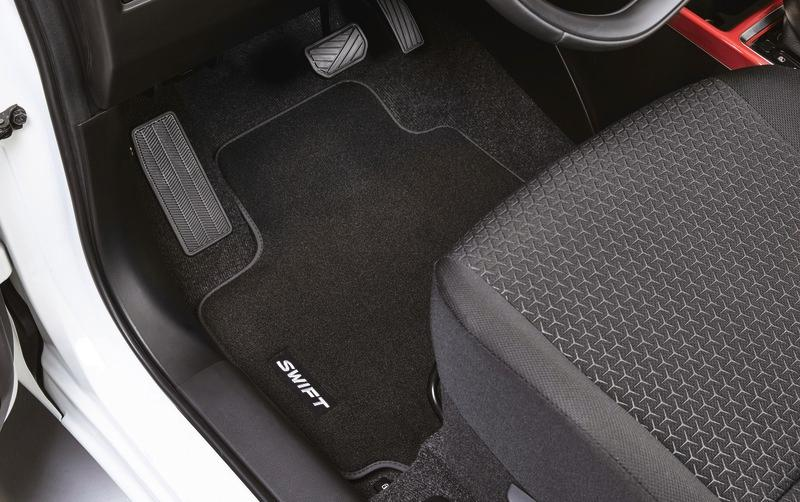 DELUXE CARPET MAT SET - SWIFT 06/17>