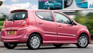 Lower Body Kit - New Suzuki Alto