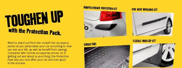Suzuki Alto Protection Pack