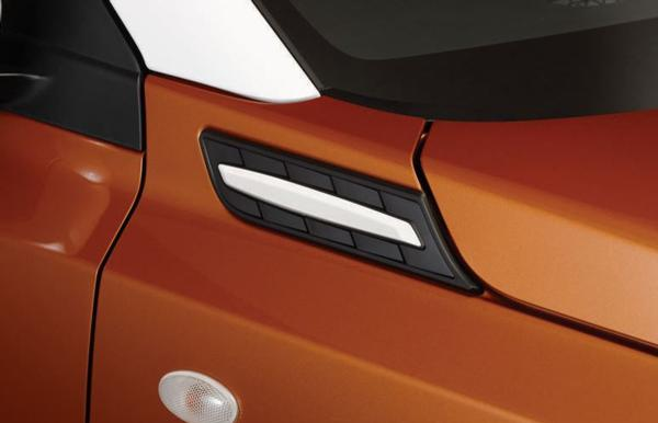 Front Wing Garnish Set - New Suzuki Vitara
