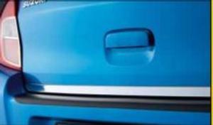 Chromed Rear Hatch Trim - Suzuki Celerio