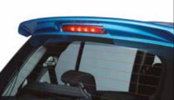 Rear Upper Spoiler - Primed - Suzuki Celerio