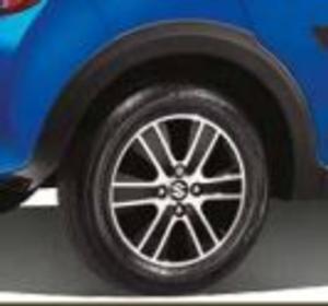 Wheel Arch Extension Set - Suzuki Celerio