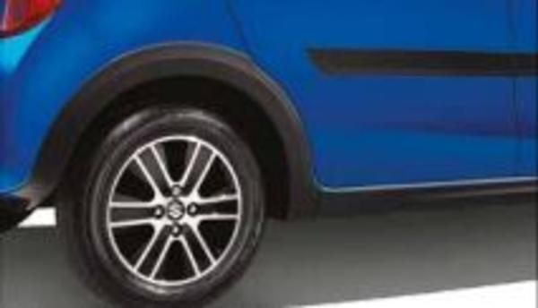 Wheel Arch and Side Sill Extension Set - Celerio