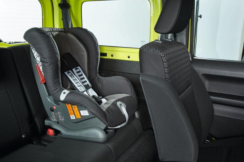 Isofix 'Duo PLUS' Child Seat