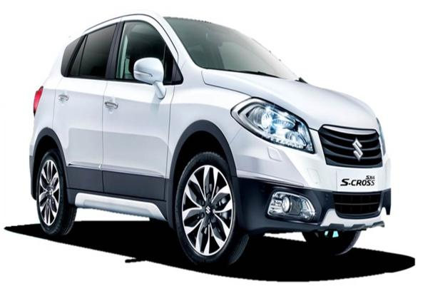 Chromed Styling Pack - Suzuki S-Cross