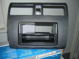 Head Unit Conversion Kit - Swift (2005-2010)